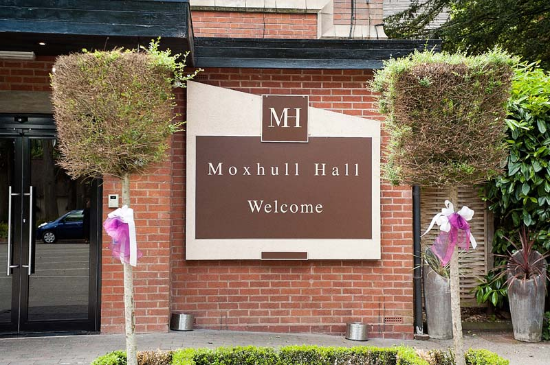 Moxhull Hall Wedding - Daffodil Waves Photography