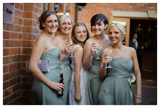 Daffodil Waves Photography - Amy and Will - Nuthurst Grange Wedding