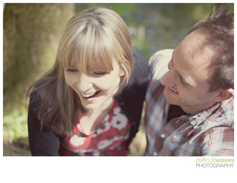 Pre Wedding Shoot Lucy &amp; Garath Daffodil Waves Photography