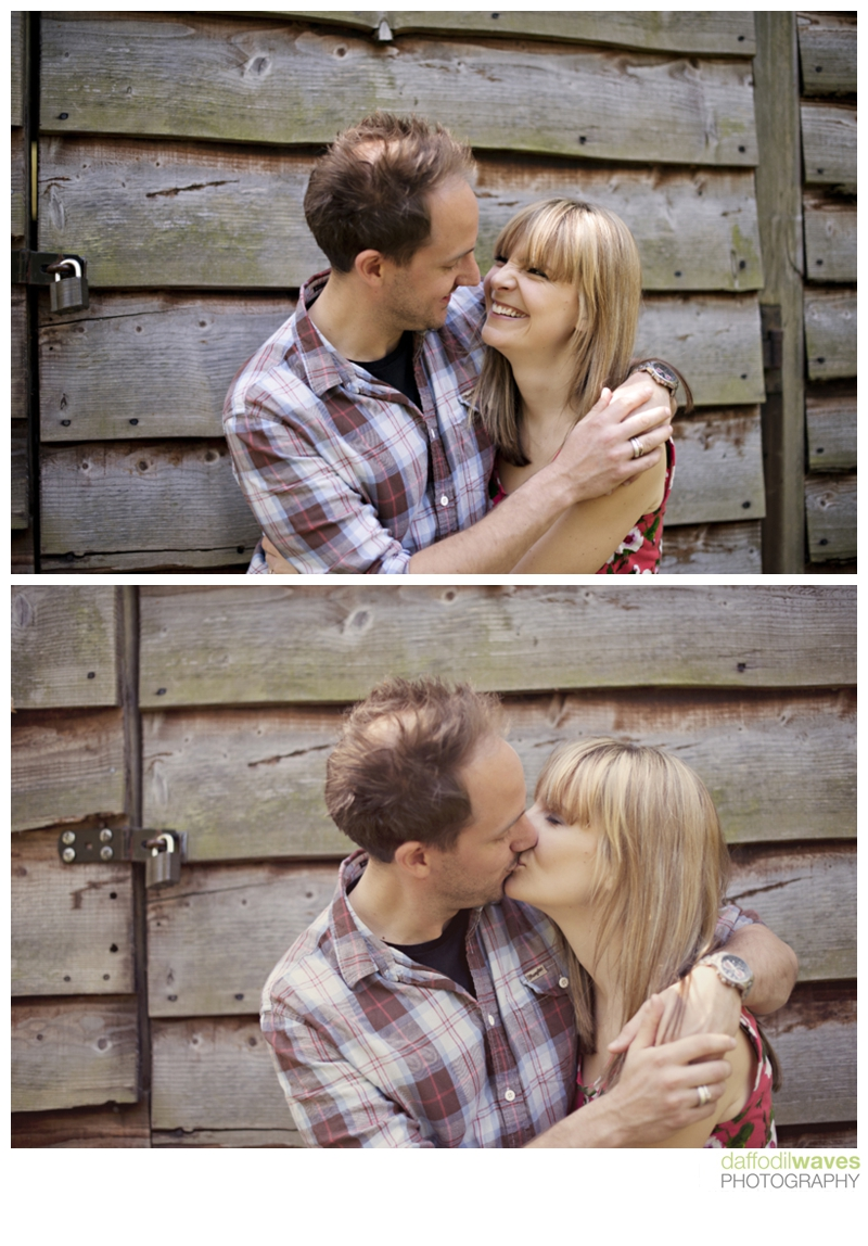 Pre Wedding Shoot Lucy & Garath Daffodil Waves Photography