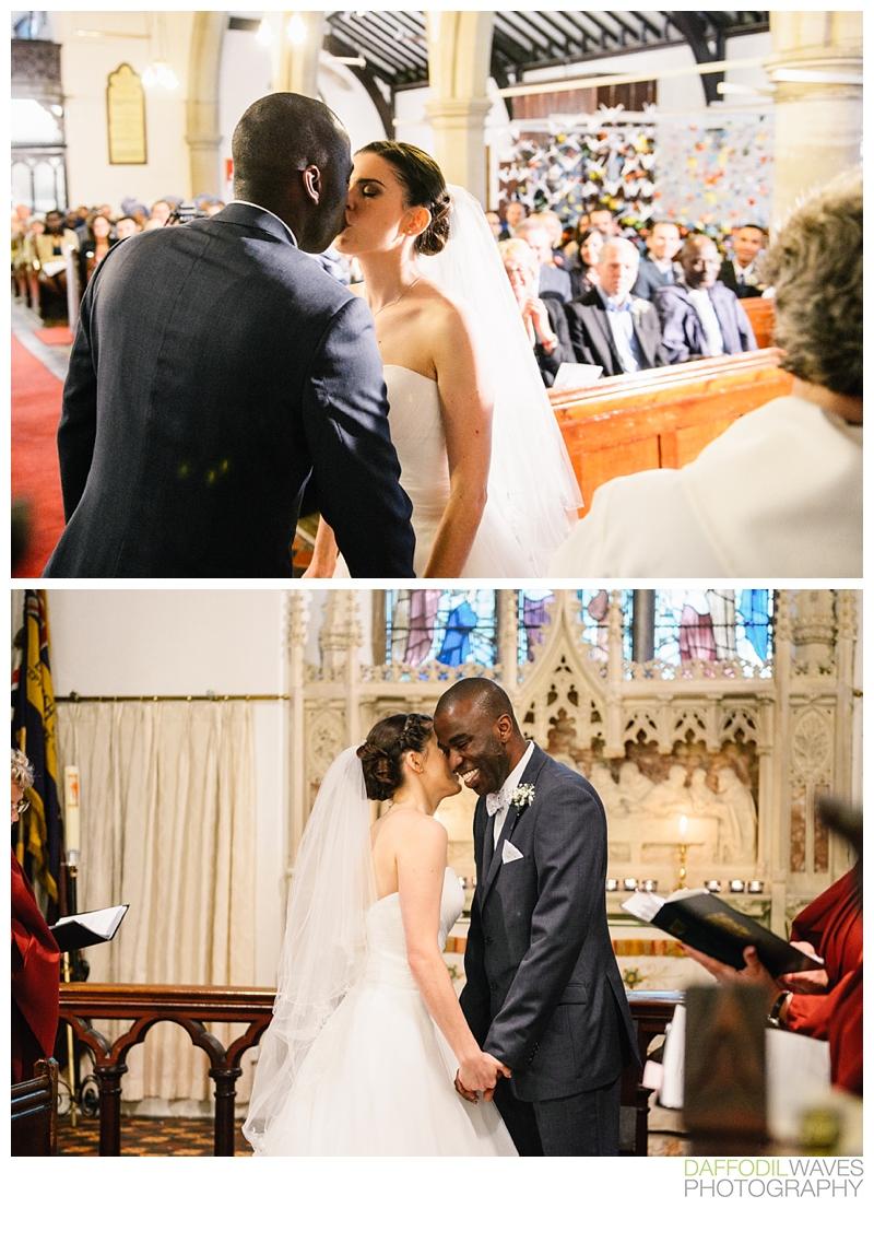Mythe Barn Wedding Venue - All Saints Church Sheepy Magna
