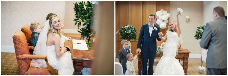 Daffodil Waves Photography - Cassie & Aston - Welcombe Hotel Wedding