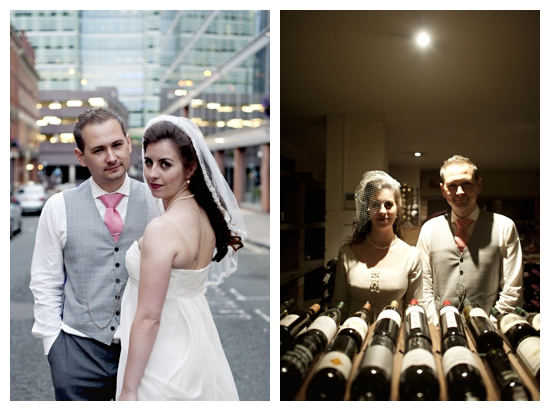 Daffodil Waves Photography - Katie and Fran - Hotel du Vin Birmingham