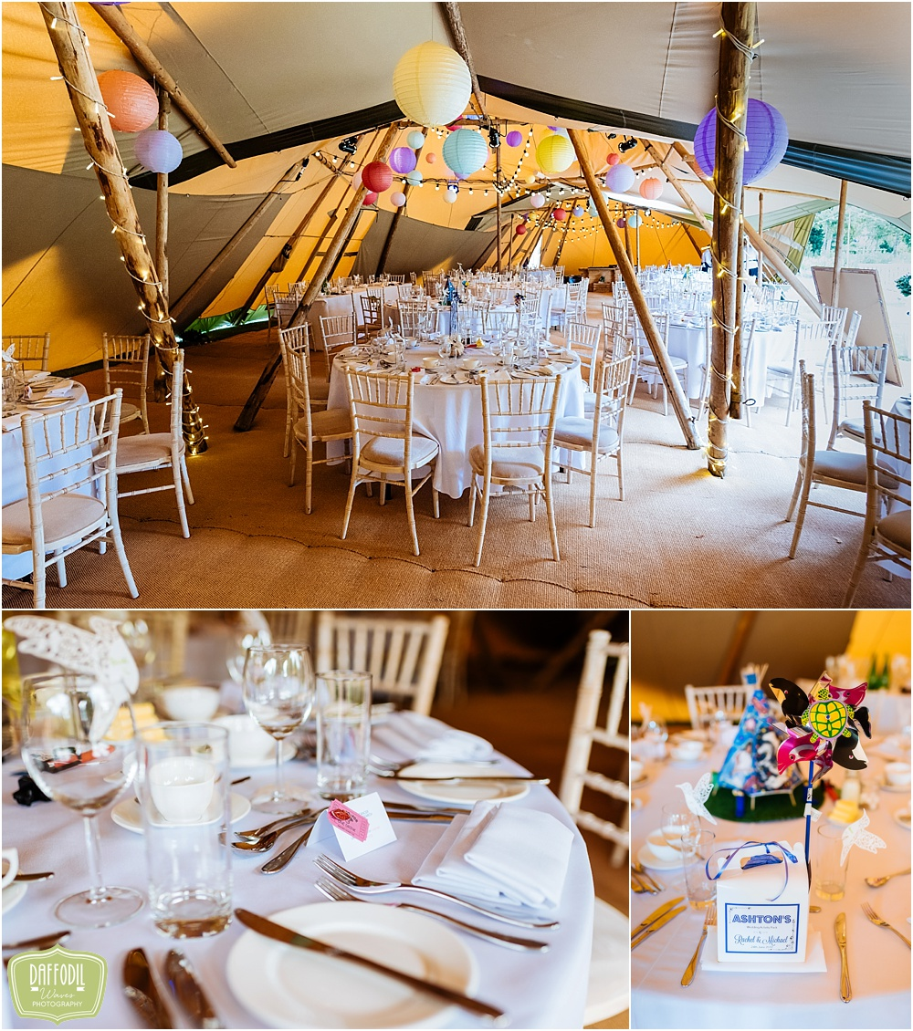 Tipi Wedding Photographer