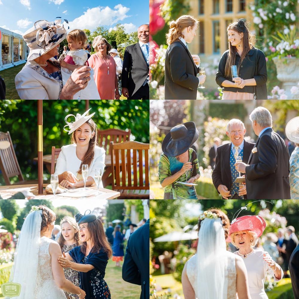 Beautiful Garden Wedding