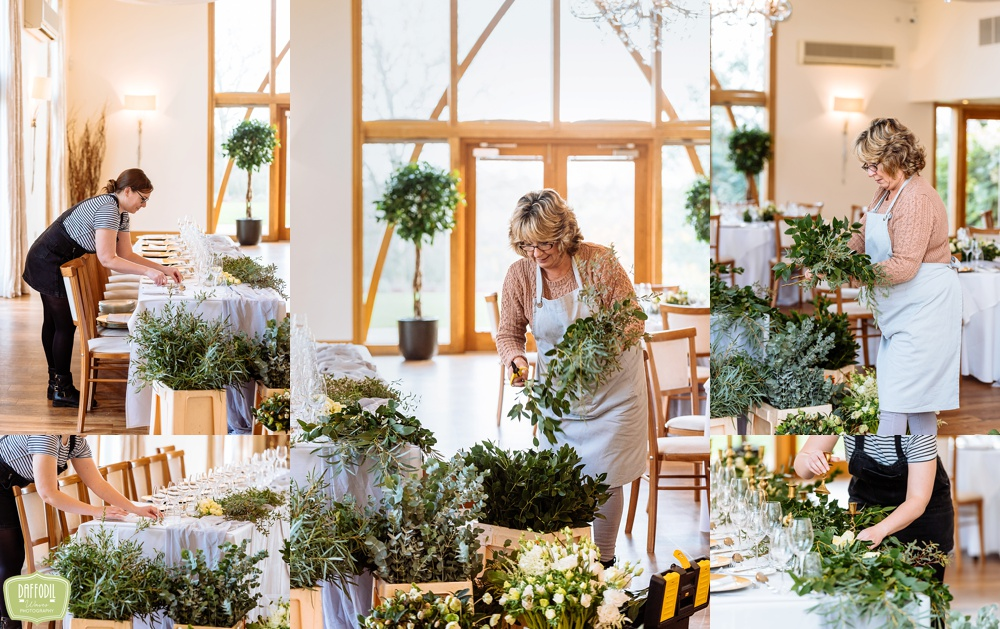 Mythe Barn Wedding Styling Inspiration