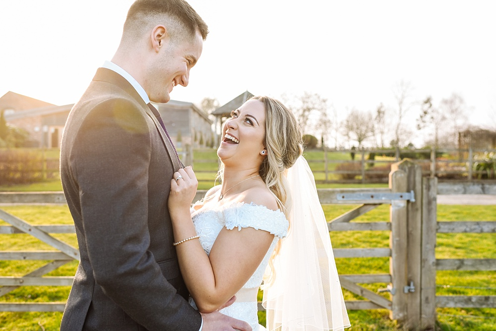 A beautiful Mythe Barn Wedding – Chloe and Luke