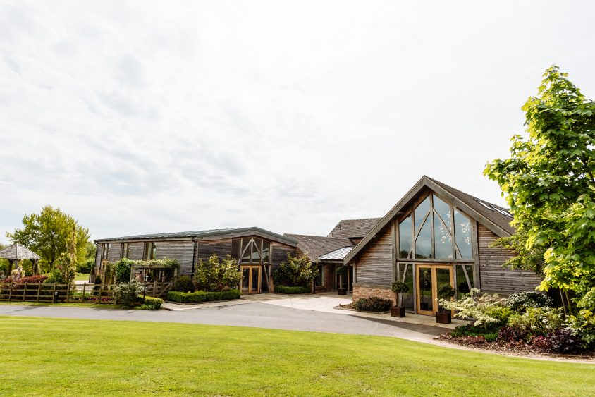 East Midlands Wedding Venue