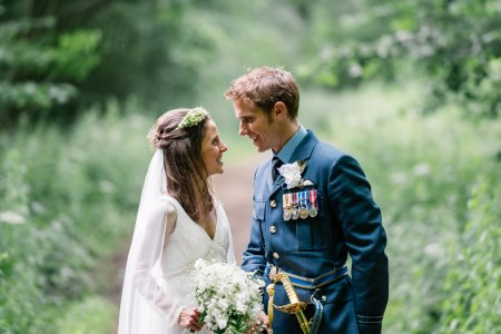 Gloucester Garden Wedding