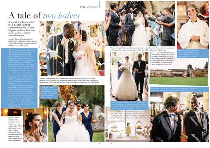West Midlands Wedding Magazine