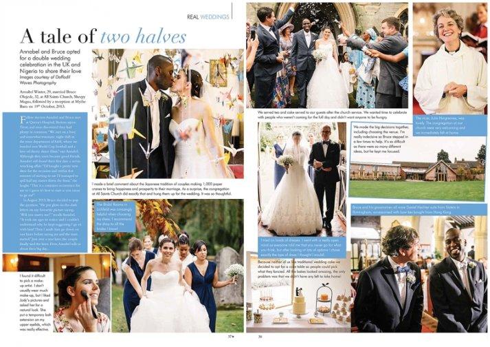 West Midlands Wedding Magazine