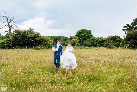 Newlands Bishop Farm Wedding